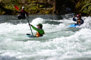 Youth Kayak Festival Coming April 17-19