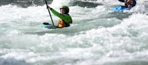 Cowichan River Youth Kayak Festival